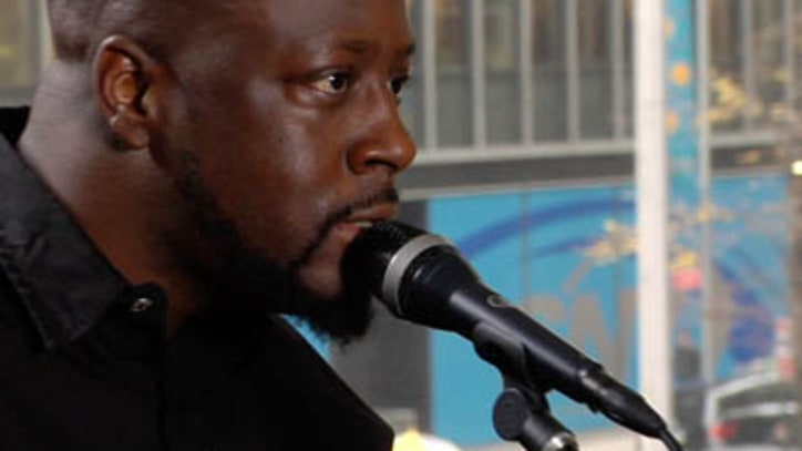 'Gone Till November' Wyclef Jean Live at Rolling Stone