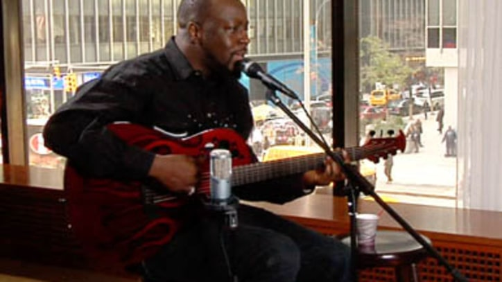 'Hatian Experience' Wyclef Jean Live at Rolling Stone