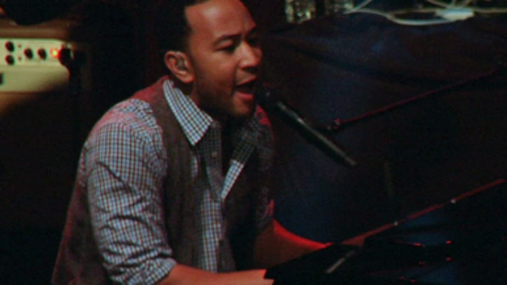 John Legend and the Roots Rock 'Rolling Stone' Playlist Issue Party