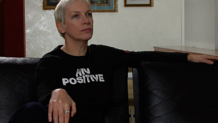 Video: Annie Lennox Talks About Her New Christmas Album, HIV Awareness