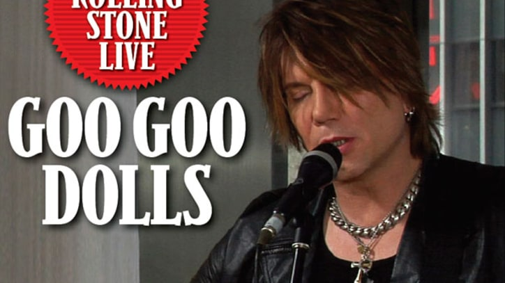 Goo Goo Dolls, 'As I Am': Rolling Stone Live