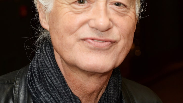 Jimmy Page Busy Writing New Songs: 'I've Got Lots of Material'