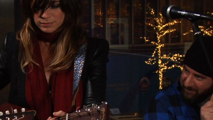 Rolling Stone Live: Nicole Atkins, 'My Baby Don't Lie'