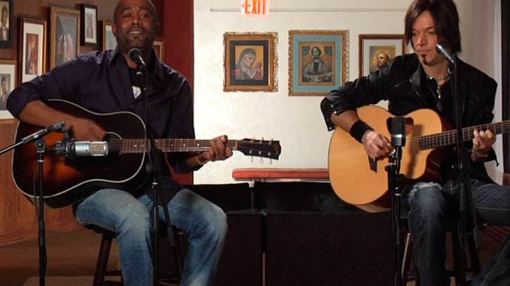 Darius Rucker Covers 'You Never Even Called Me By My Name'