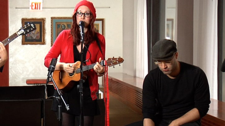 Rolling Stone Live: Ingrid Michaelson, 'Maybe'