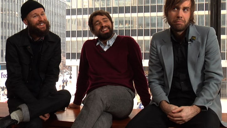 Rolling Stone Live: Peter Bjorn and John Discuss Returning to Their Punk Roots