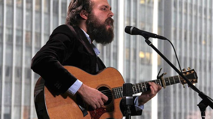 Rolling Stone Live: Iron & Wine, 'Big Burned Hand'