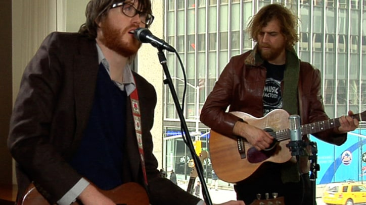 Rolling Stone Live: Okkervil River, 'In a Radio Song'