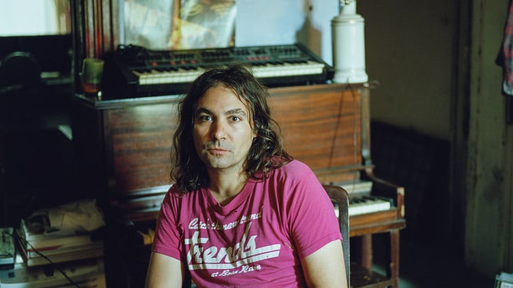Adam Granduciel of the War on Drugs' Studio-Geek Scrawl