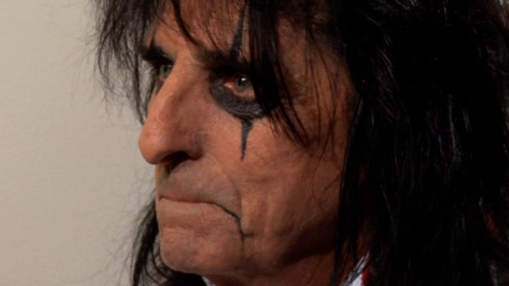 Rock and Roll Hall of Fame: Alice Cooper