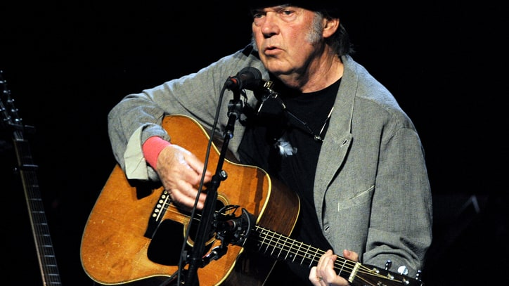 Neil Young and Jack White Booked for Joint 'Tonight Show' Appearance