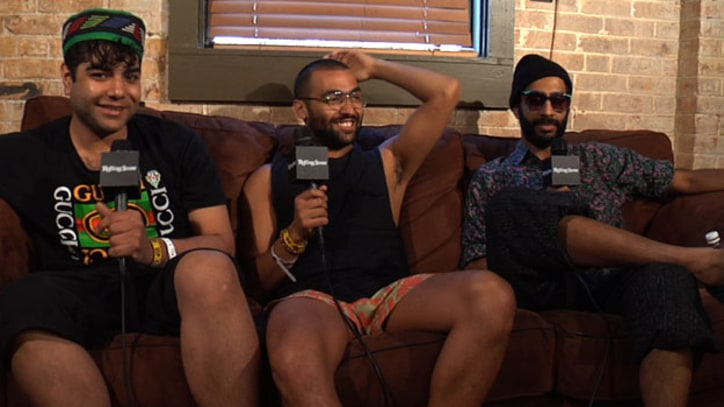 SXSW Interview: Das Racist