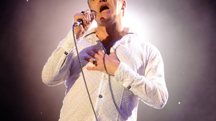 Morrissey's 'Vauxhall and I' Reissue to Include Live Set From 1995