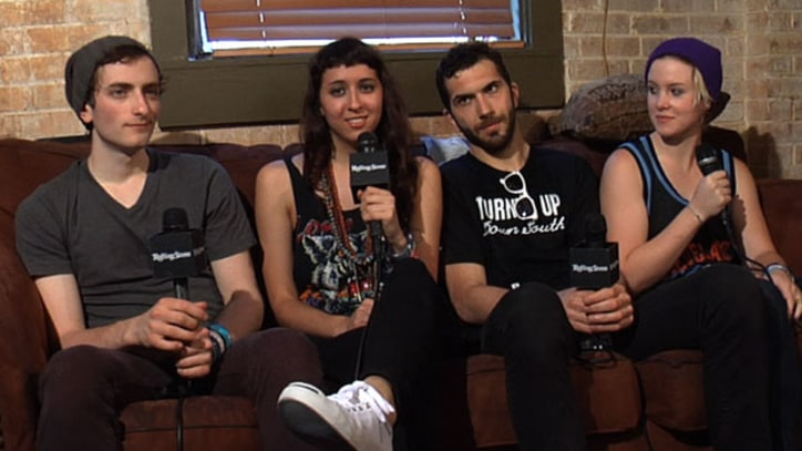SXSW Interview: Beast Make Bomb