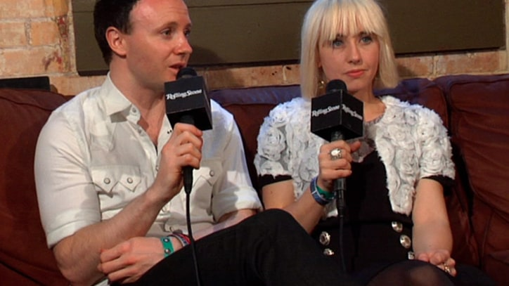 SXSW Interview: The Joy Formidable