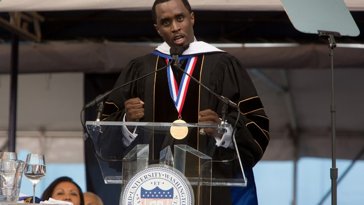 Puff Daddy Receives Honorary Doctorate From Howard University