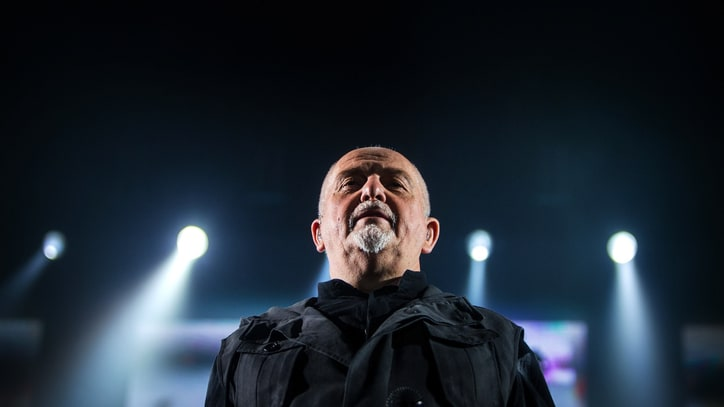 Peter Gabriel Cancels Ukraine Show Over Security Concerns
