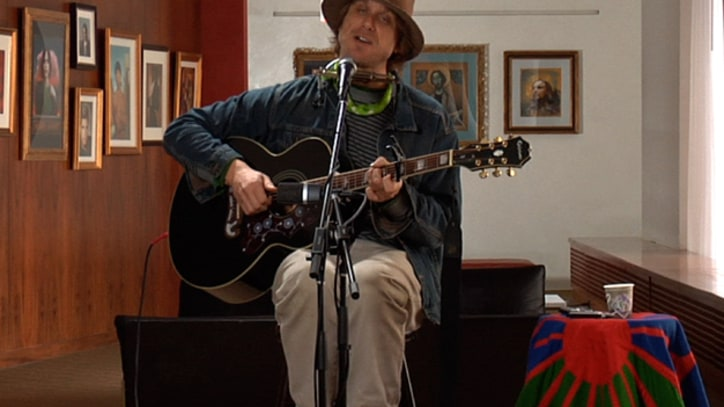 Rolling Stone Live: Todd Snider, 'Greencastle Blues'