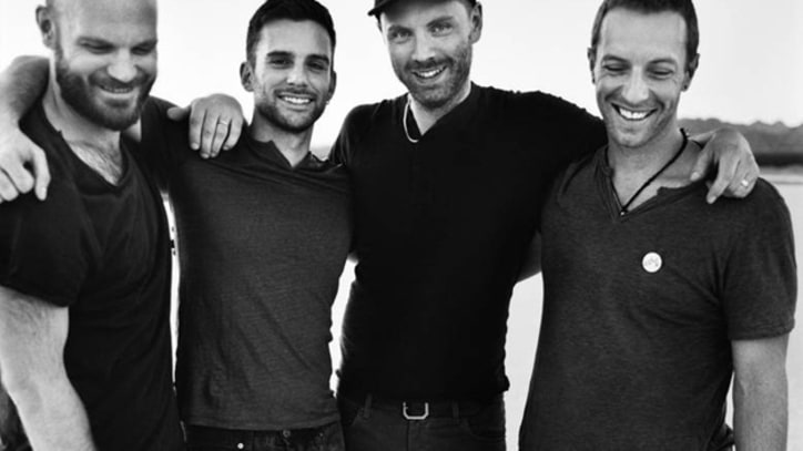 Stream Coldplay's Moody, Heartfelt 'Ghost Stories' Album