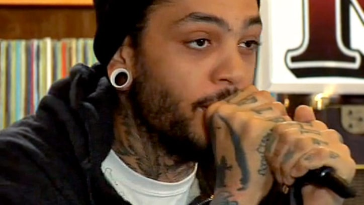 Rolling Stone Live: Travie McCoy 'Bad All By Myself'