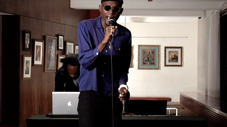 Rolling Stone Live: Theophilus London 'Strange Love'