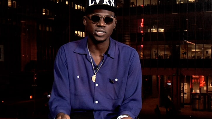Rolling Stone Live: Theophilus London Talks About His Big Family