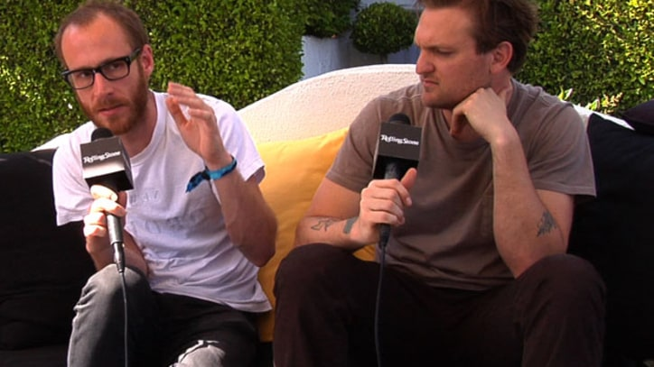 Coachella 2011: Cold War Kids The band on evolving as a live act