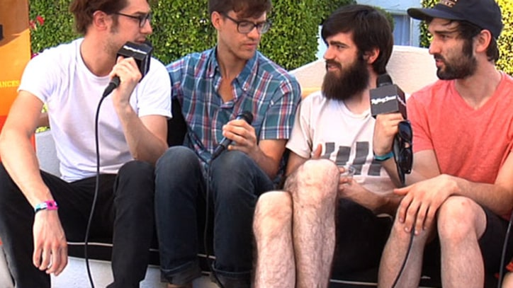 Coachella 2011: Titus Andronicus Punk-rockers get the crowd going