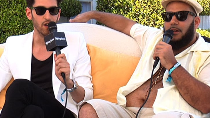 Coachella 2011: Chromeo Duo on Ezra Koenig collab, next album