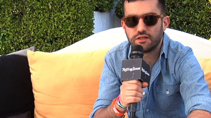Coachella 2011: A-Trak A-Trak on creating a viral sensation