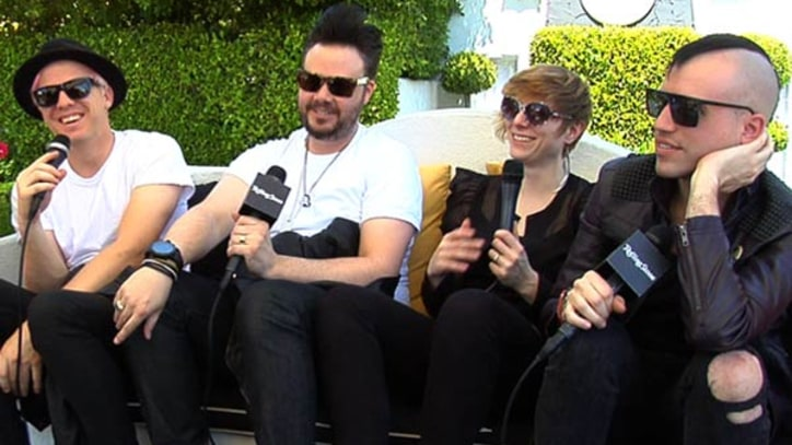 Neon Trees Band discusses their roots