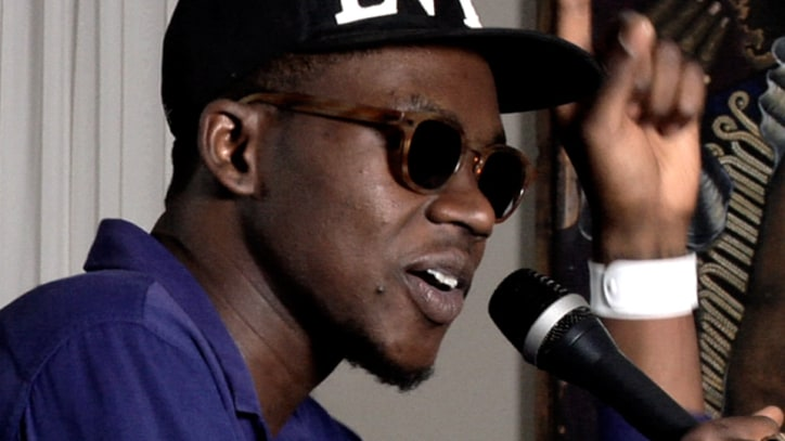 Theophilus London Theophilus London Displays His Passion For Performance