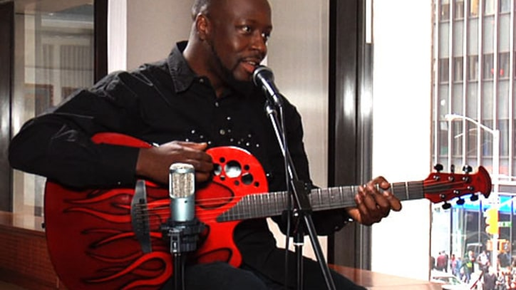 Wyclef Jean Wyclef Jean Performs Live and Talks Haiti