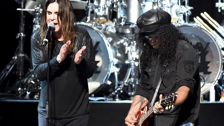 Metallica Honor Ozzy With Rare Acoustic Set at MusiCares Benefit