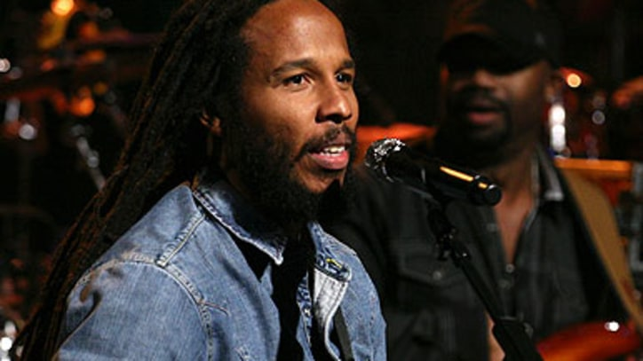 Ziggy Marley Performs 'Get Up, Stand Up' on 'Fallon'