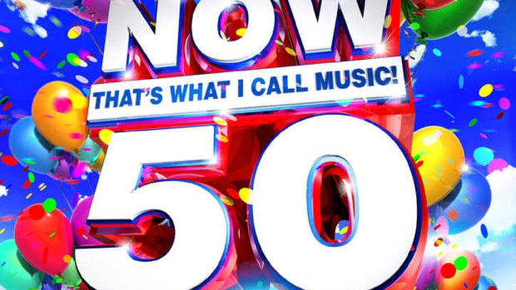 Chart Watch: 'Now 50' Disrupts 'Frozen' Number One Streak