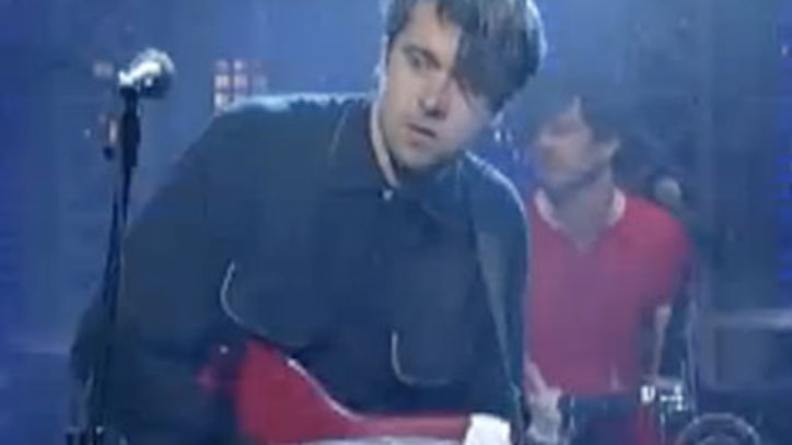 The Vaccines Play 'If You Wanna' on 'Letterman'