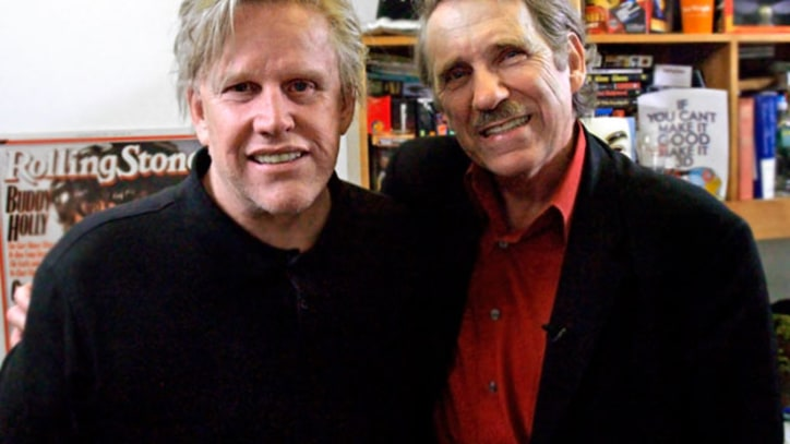 Off the Cuff: Gary Busey Unhinged actor chats with Peter Travers