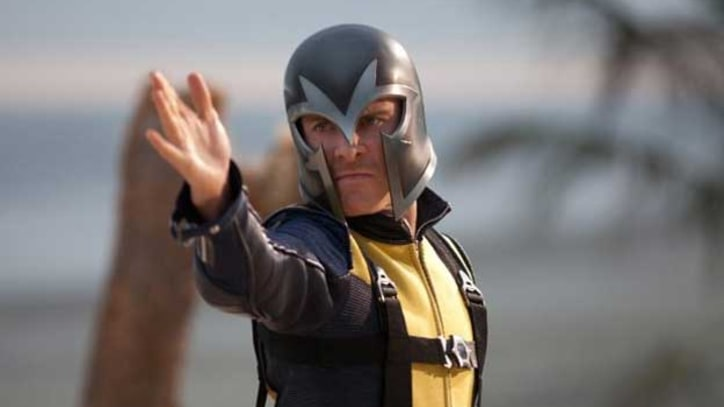 'X-Men: First Class' Mutant heroes get some Sixties swagger