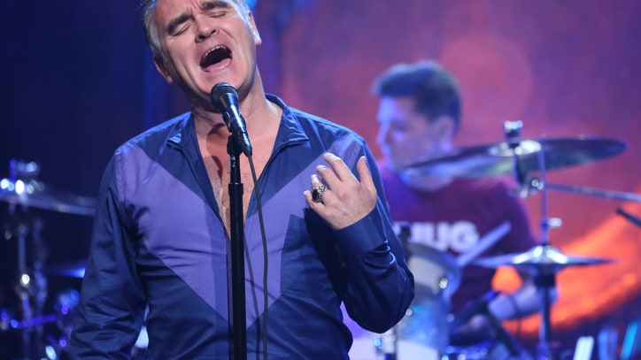 No, Morrissey Is Not Really on Twitter