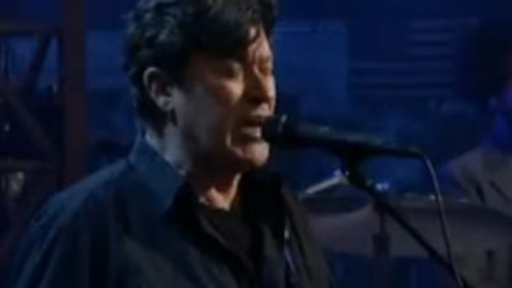 Robbie Robertson 'Straight Down the Line' on Fallon