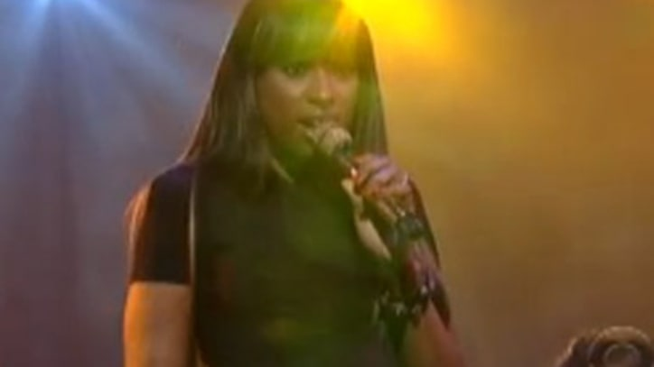 Jennifer Hudson 'No One Gonna Love You' on Letterman