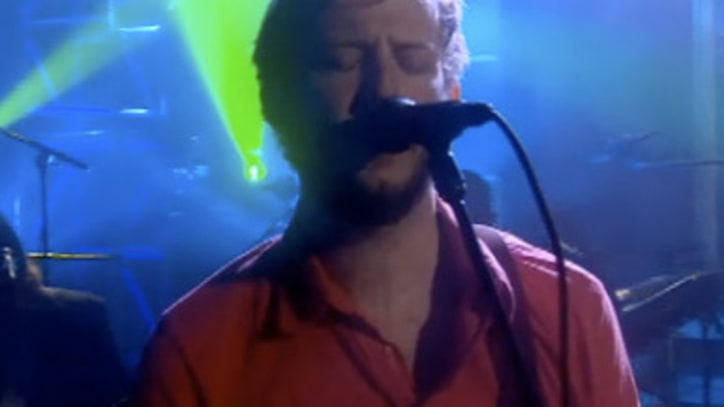 Bon Iver 'Calgary' live on 'Colbert Report'