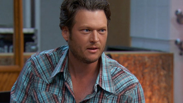 Blake Shelton How he almost passed on 'The Voice'