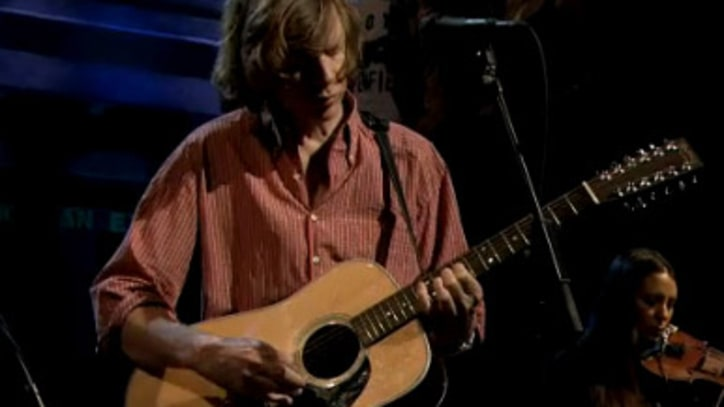 Thurston Moore 'Blood Never Lies' on 'Fallon'