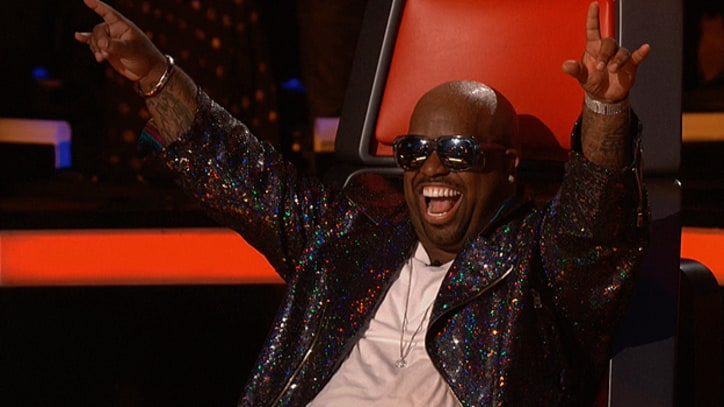 Cee Lo Green 'The Voice is completely genuine'
