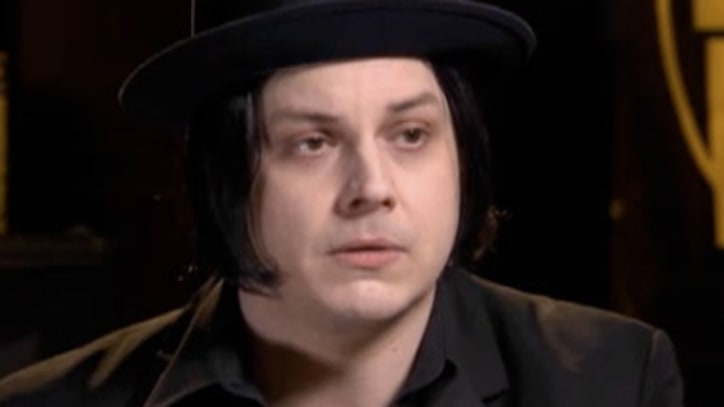 Jack White and Stephen Colbert Compete in a Catholic throwdown