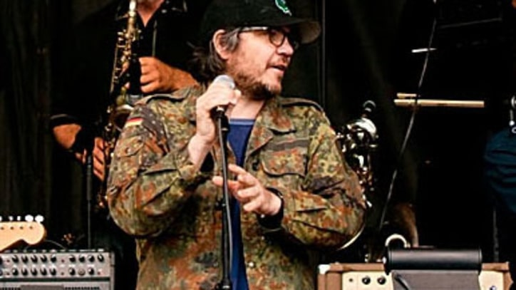 Wilco and Levon Helm 'The Weight' at Solid Sound festival