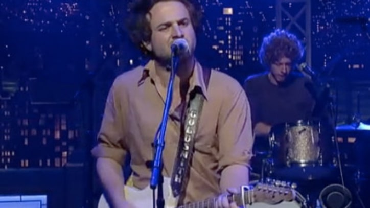 Dawes 'Time Spent in Los Angeles' on Letterman