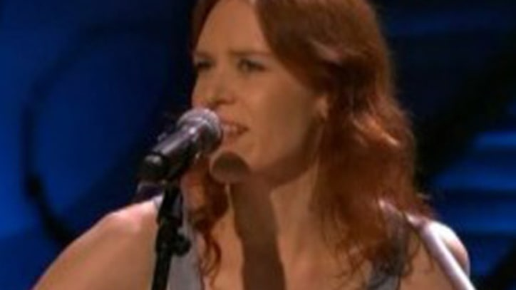 Gillian Welch 'The Way It Goes' on 'Conan'